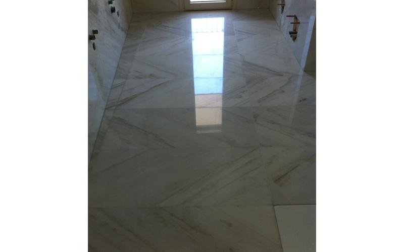 Lavorazioni in marmo per il bagno