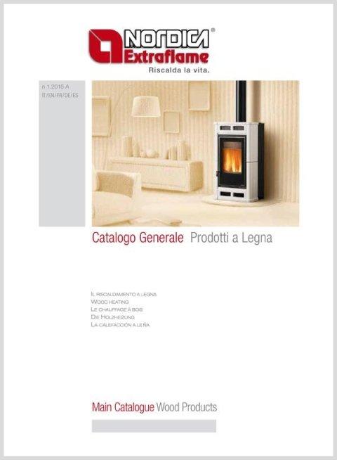 Catalogo Generale Legna - Scarica il PDF