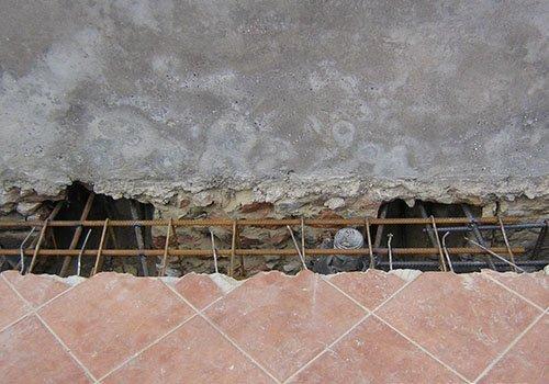 cordoli ancorati a coda di rondine