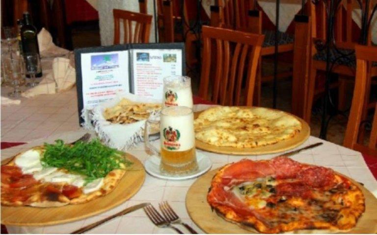 Sala pizzeria