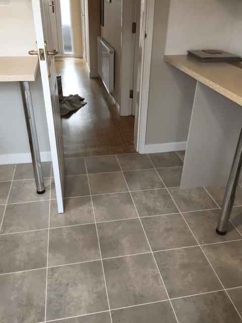 stylish floor design