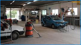 riparazione lunotti auto