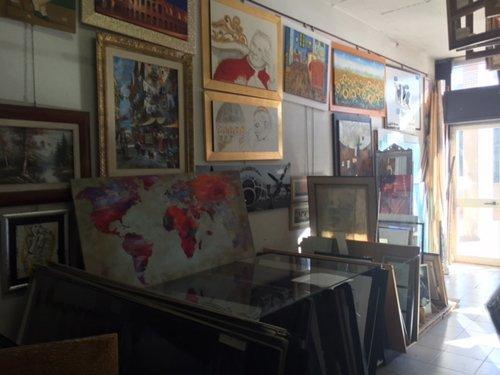 cornici e quadri