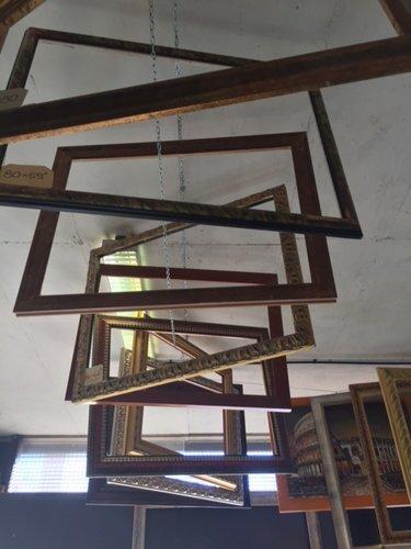 cornici appena al soffitto