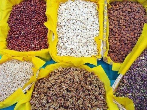 semini di vario tipo