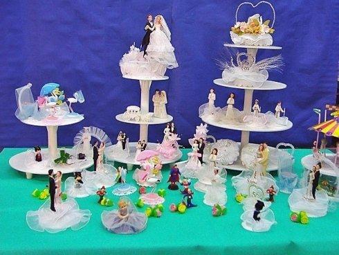decorazioni per torte nuziali