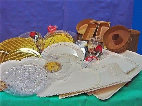 oggettistica per feste importanti