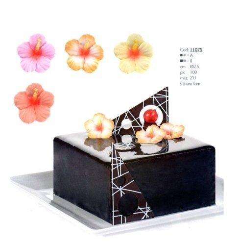 torta quadrata nera