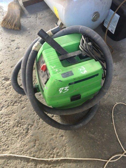 idropulitrice verde