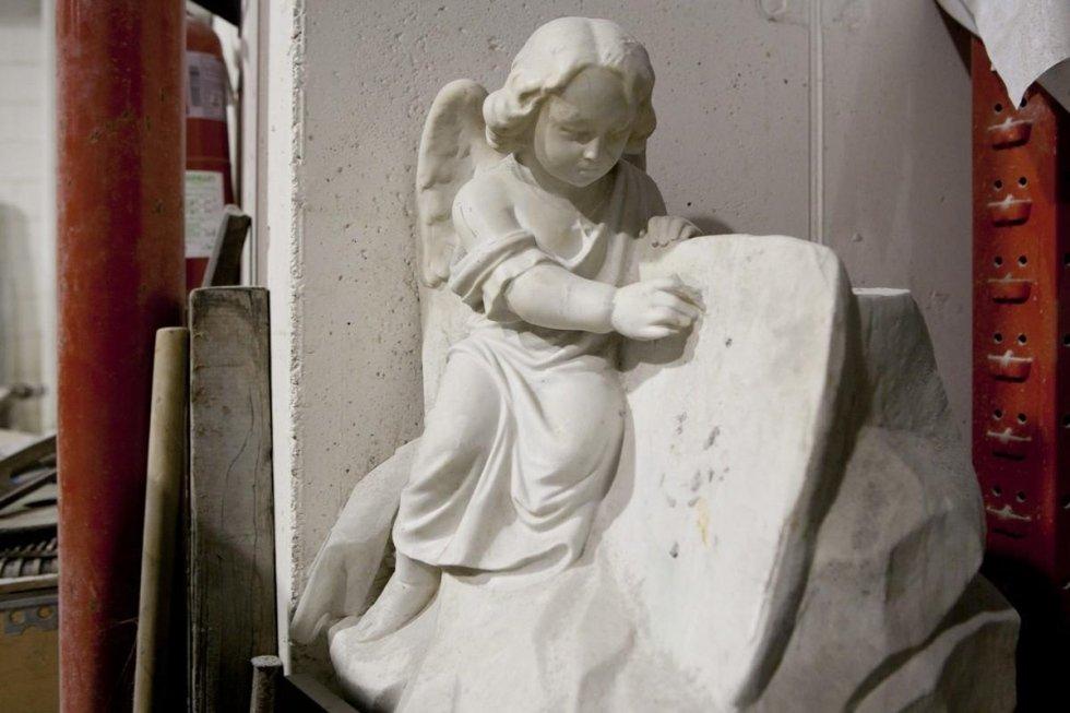 arte funeraria genova
