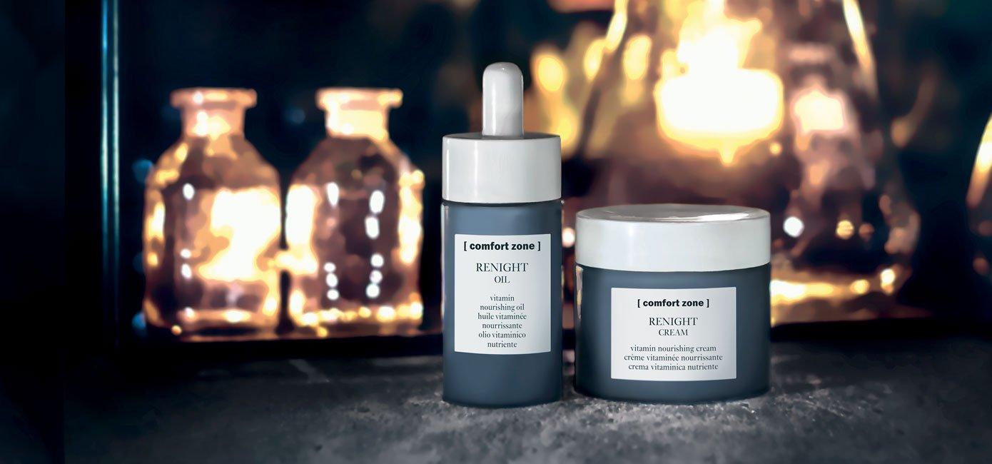 Prodotti per trattamenti viso Renight Recover Touch Face