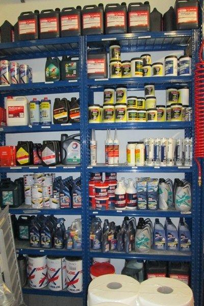 negozio articoli industriali
