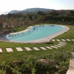 piscina privata a sfioro
