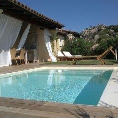 piscina casa privata a sfioro