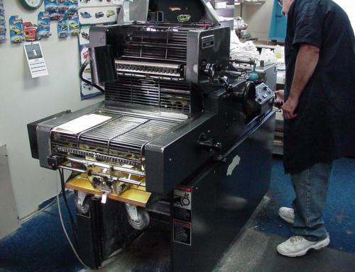 local printer Olean, NY