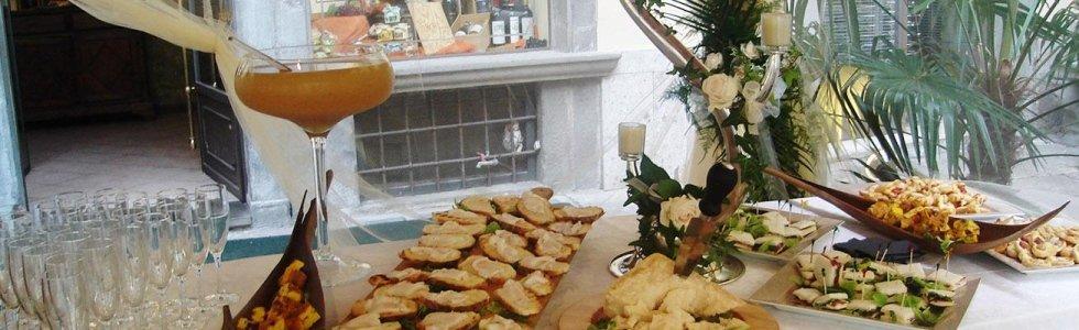 Servizio catering - Pisogne - Brescia