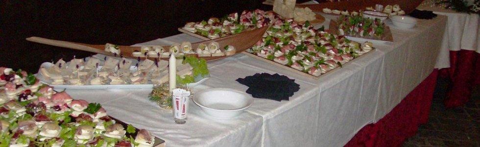 specialità di pesce - Pisogne - Brescia