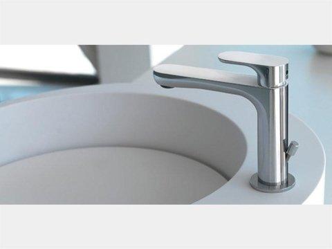 Miscelatori lavabo bagno bergamo idea bagno