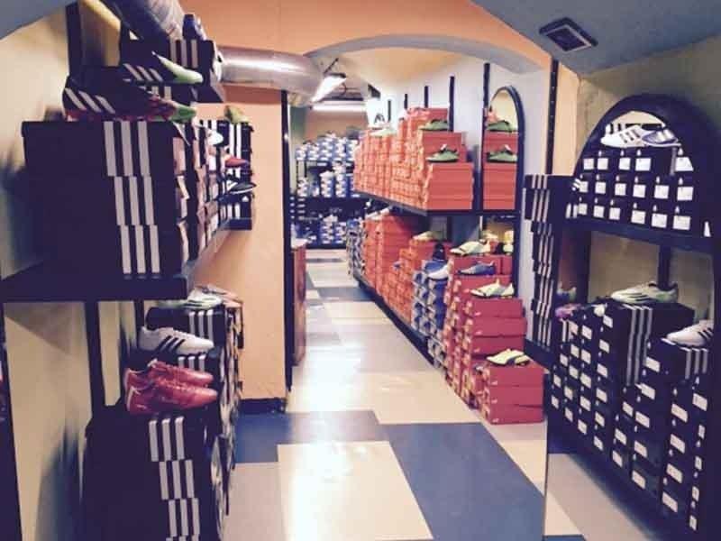 vendita scarpe sportive