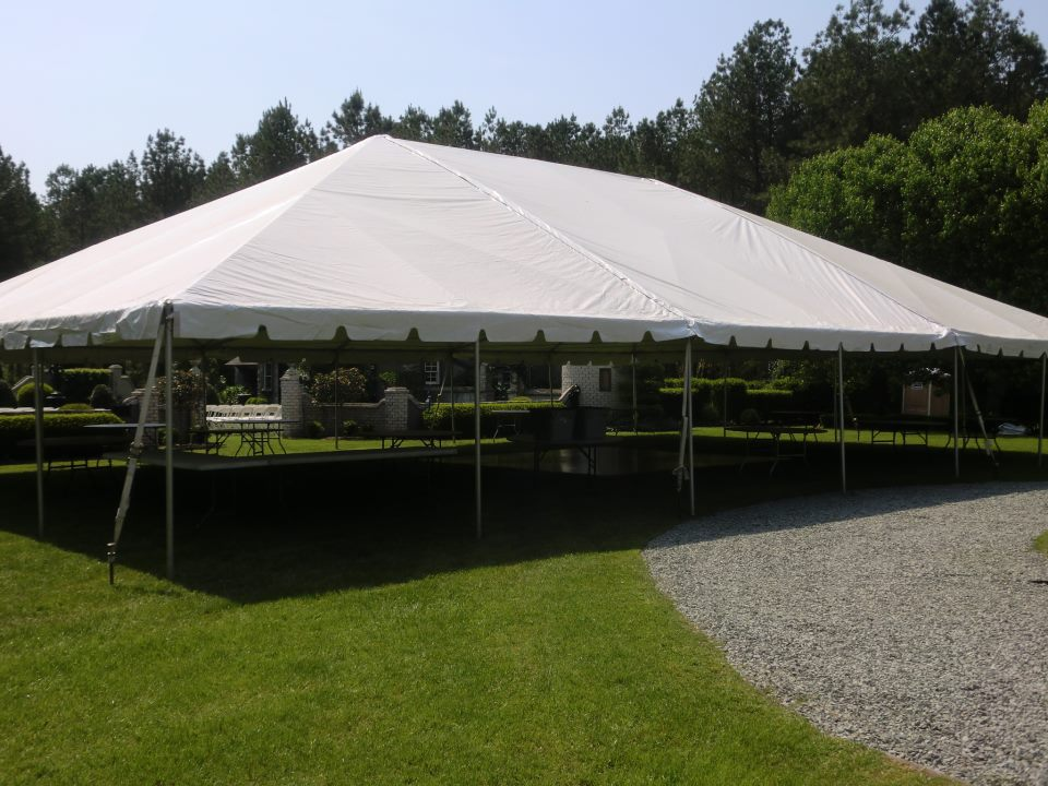 wedding rental Dunn nc