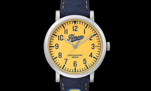 un orologio di Timex