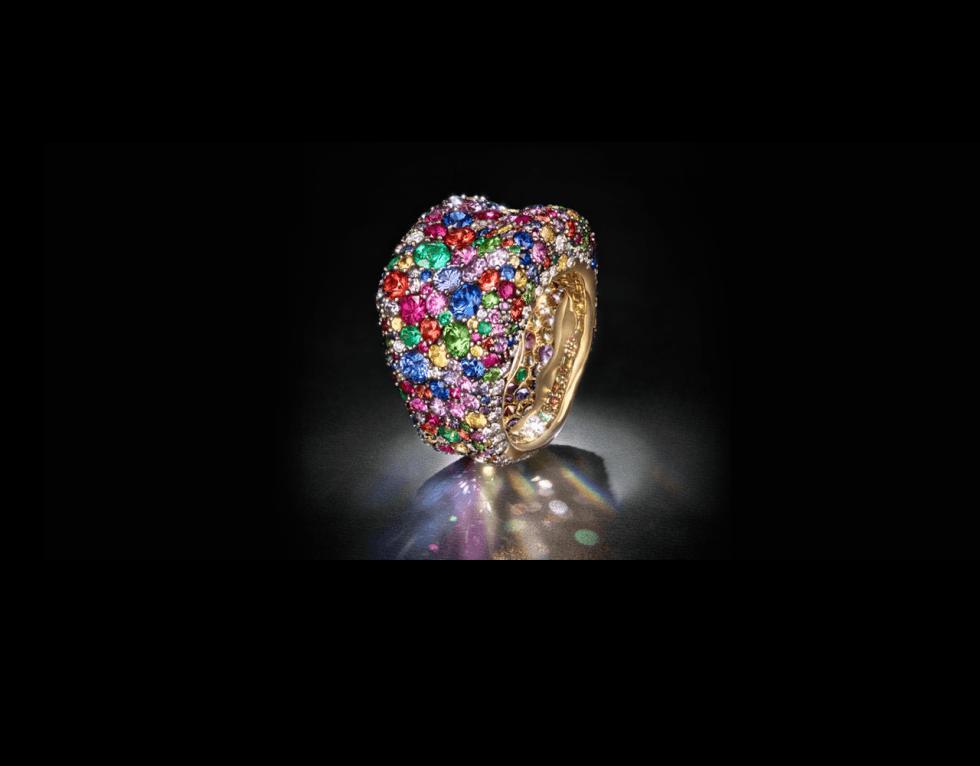 anello colorato