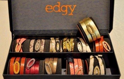 diverse tipe di braccialette d'oro