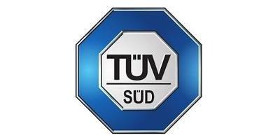 Certificazione TUV SUD