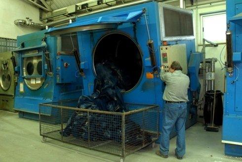 lavanderia industriale jeans