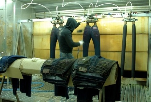 trattamenti jeans uomo donna