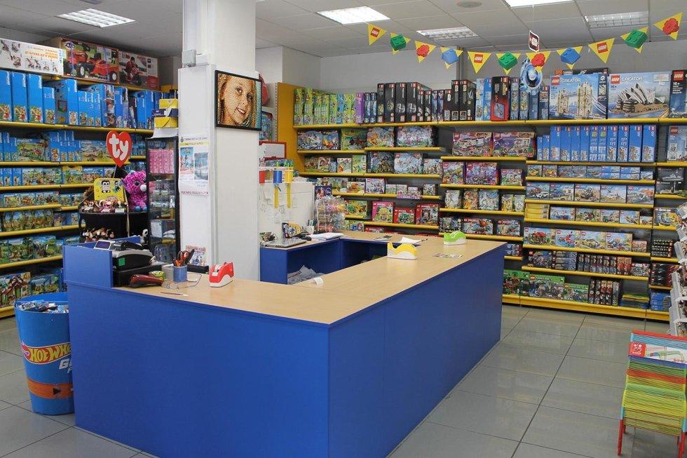 negozio luino