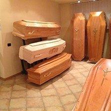 demonti funerali