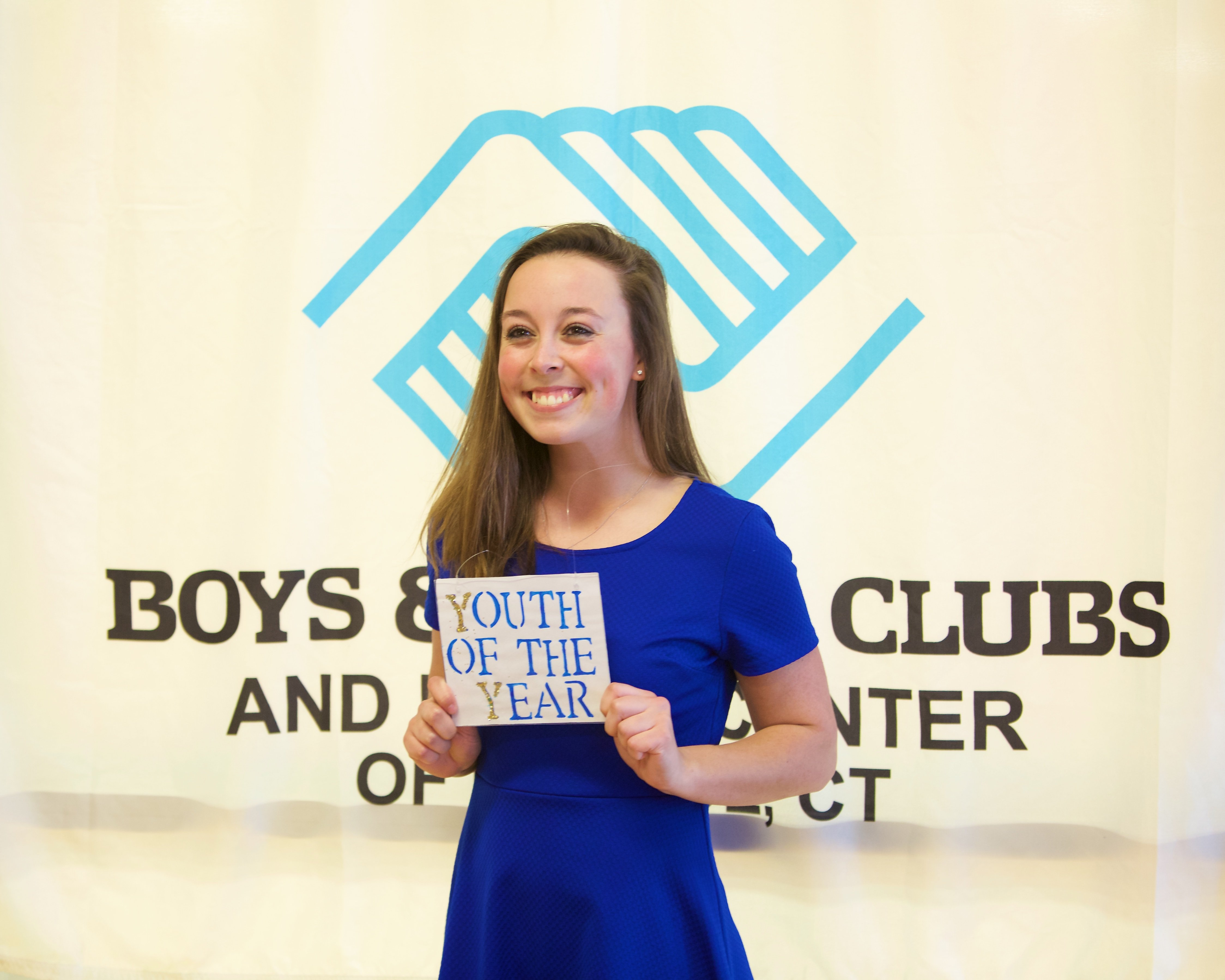 Boys & Girls Club of Bristol Family Center, Youth of the Year