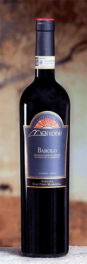 Bottiglia di Barolo