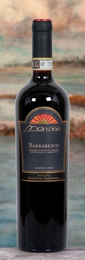 Bottiglia di Barbaresco