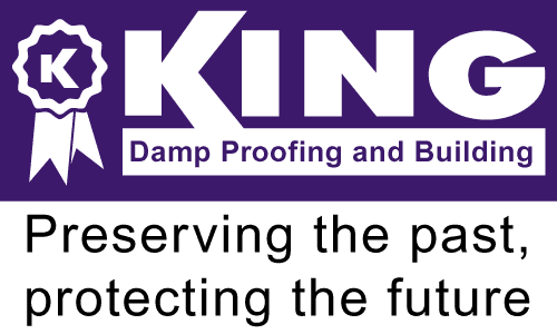 King Damp Proofing company logo
