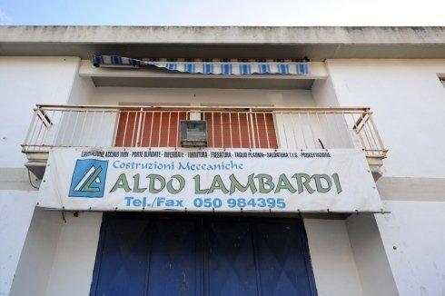 COSTRUZIONI MECCANICHE ALDO LAMBARDI snc