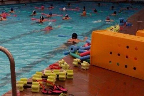 piscina per acquagym