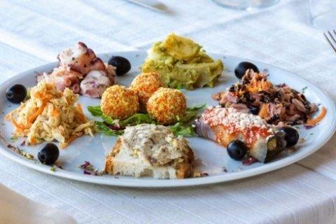 I piatti ristorante tana della volpe roma for Piatti ristorante