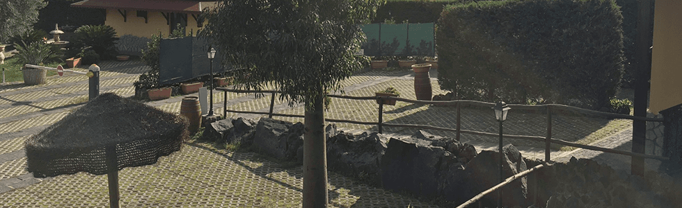 hotel a pompei