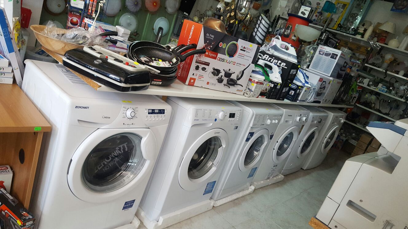 lavatrici e utensili per la casa