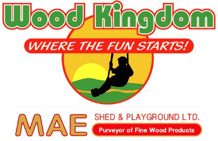 Wood Kingdom East logo