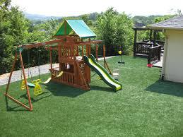 play turf for playground swing sets - Wood Kingdom East