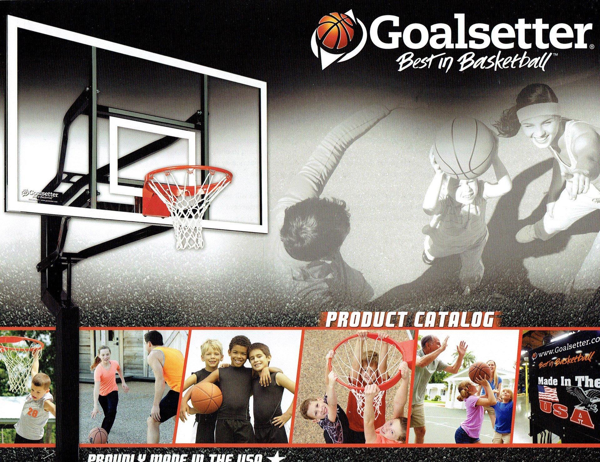 Goalsetter basketball systems from Wood Kingdom East - Coram, Long Island, Medford, The Hamptons