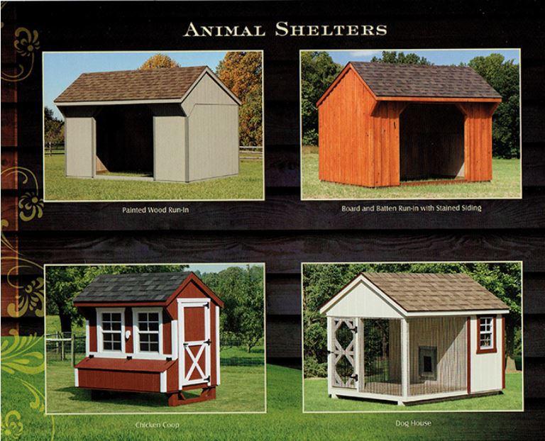 animal shelters - Wood Kingdom East