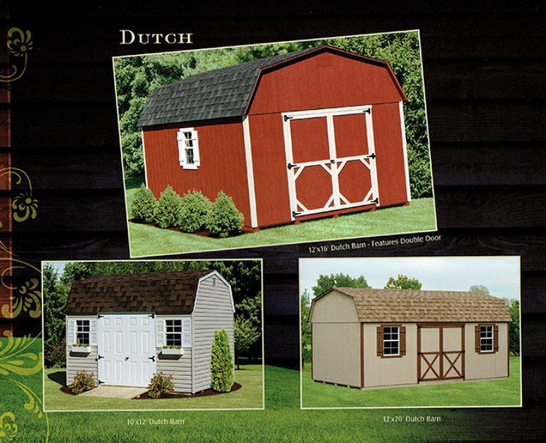 dutch shed - Wood Kingdom East