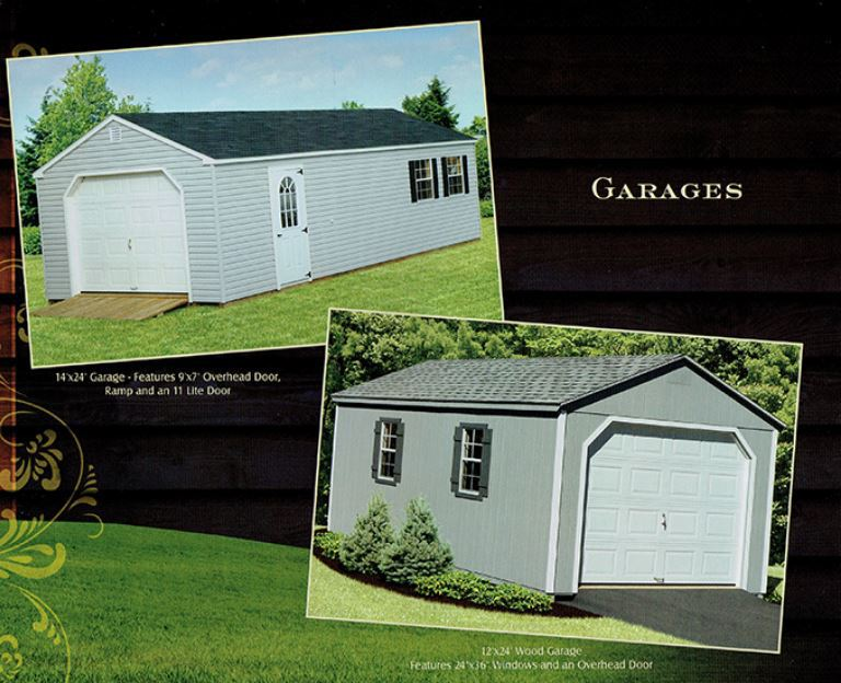 garages from Wood Kingdom East