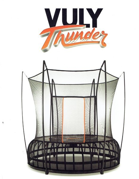 vuly thunder trampoline - Wood Kingdom East - Coram, Long Island, Medford, The Hamptons