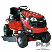 YT3000 Ride on mower