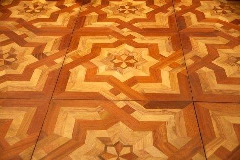 Pavimentazione Artistica legno